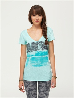 WAVAll For Hearts Tee by Roxy - FRT1