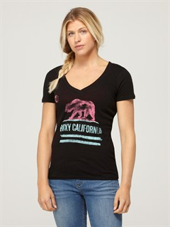 BLKCOTTON CANDY TEE by Roxy - FRT1