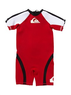REDToddler Syncro  .5mm Back Zip Springsuit by Quiksilver - FRT1