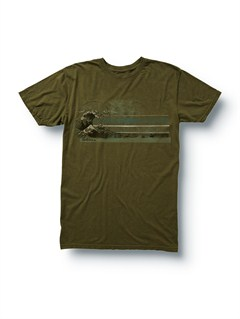 HEGMixed Bag Slim Fit T-Shirt by Quiksilver - FRT1