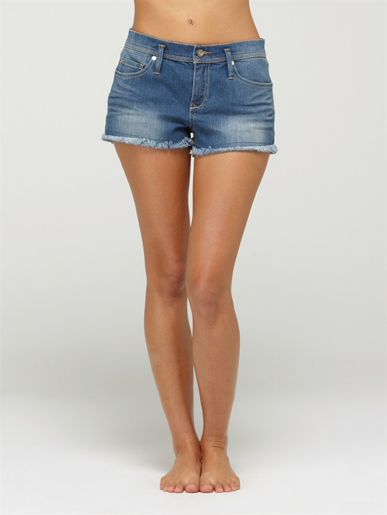 NYOBlaze Cut Off Jean Shorts by Roxy - FRT1