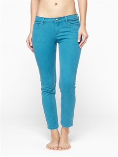 TEASuntrippers Color Jeans by Roxy - FRT1