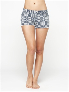 INK60s Low Waist Shorts by Roxy - FRT1