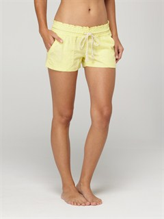 SFLSmeaton Denim Print Shorts by Roxy - FRT1