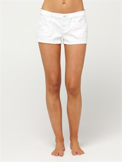 WTABlaze Embroidered Cut Offs Jean Shorts by Roxy - FRT1
