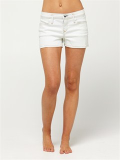 BINBlaze Embroidered Cut Offs Jean Shorts by Roxy - FRT1