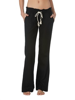 BLKMidnight Rambler Pant by Roxy - FRT1