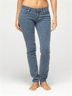BLESUNTRIPPERS COLOR JEANS by Roxy - FRT1