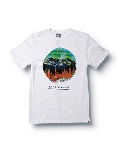 WHTMountain Wave T-Shirt by Quiksilver - FRT1