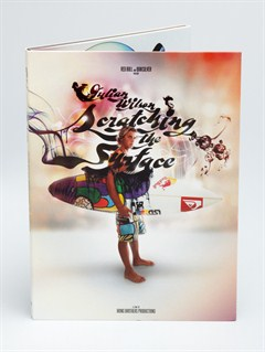 ASTA Fly in the Champagne DVD by Quiksilver - FRT1