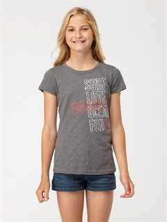 CASGirls 7- 4 Burner ND Long Sleeve Top by Roxy - FRT1