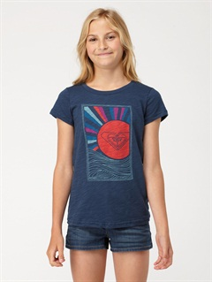 DKBGirls 7- 4 Burner ND Long Sleeve Top by Roxy - FRT1