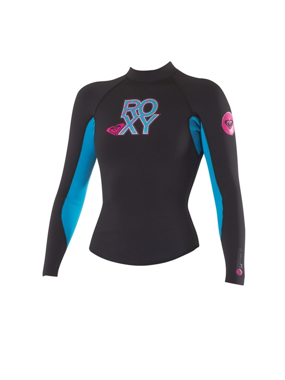 BTUKassia 3mm Long John Wetsuit by Roxy - FRT1