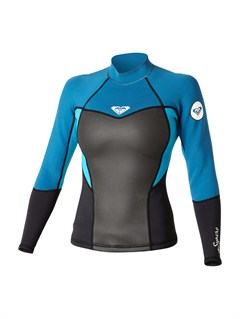 TURCypher 4/3mm Back Zip Wetsuit by Roxy - FRT1