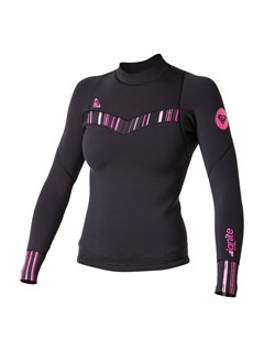 BKPCypher 3/2 Chest Zip Wetsuit by Roxy - FRT1