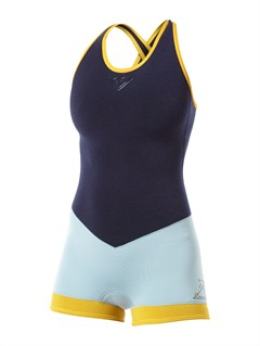BLUKassia 3mm Long John Wetsuit by Roxy - FRT1
