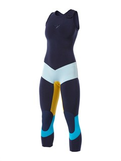 BLUIgnite 2mm Chest Zip Spring Suit by Roxy - FRT1