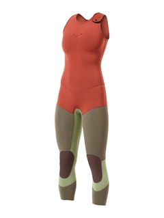 REDCypher 3/2 Chest Zip Wetsuit by Roxy - FRT1