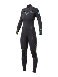 BBLKassia 3mm Long John Wetsuit by Roxy - FRT1