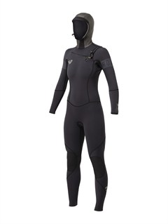 BKWCypher 3/2 Chest Zip Wetsuit by Roxy - FRT1