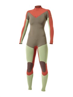 REDCypher 4/3mm Back Zip Wetsuit by Roxy - FRT1