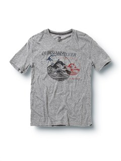 SMHMixed Bag Slim Fit T-Shirt by Quiksilver - FRT1