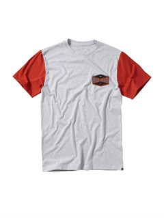 ATHA Frames Slim Fit T-Shirt by Quiksilver - FRT1