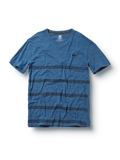 HTBSea Port Short Sleeve Polo Shirt by Quiksilver - FRT1