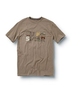 CARMixed Bag Slim Fit T-Shirt by Quiksilver - FRT1