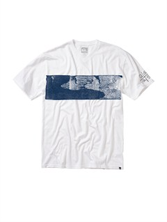 WHTA Frames Slim Fit T-Shirt by Quiksilver - FRT1